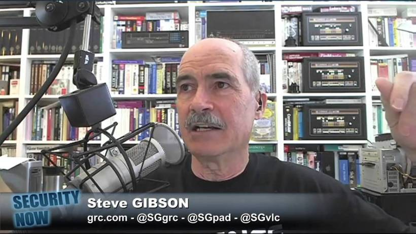 EFS Network Management - TWiT Security Now 568: Questions & Answers