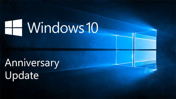 EFS Network Management - Windows 10 Anniversary Update